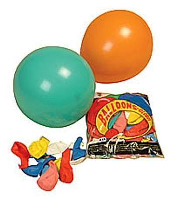 Sachet de 100 ballons petit