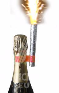 Clip Fluo Champagne