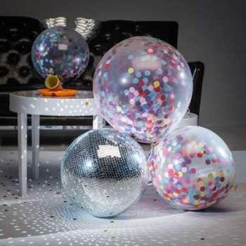 Ballons Géants avec Confettis