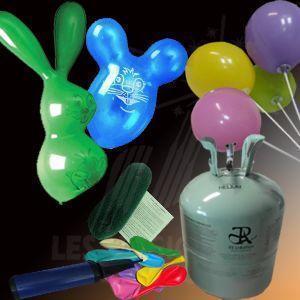Maxi Pack Ballons XXL
