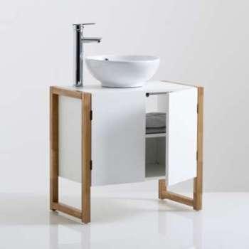 Meuble de salle de bain sous-lavabo