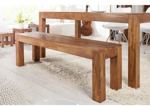 inwood banc acacia massif 150 cm dunkan. Black Bedroom Furniture Sets. Home Design Ideas