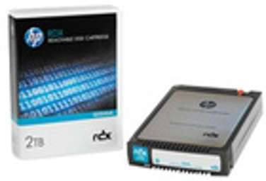 HPE - RDX x 1 - 2 To - support