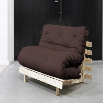 Roots 90 Naturel futon marron