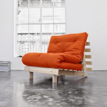 Roots 90 naturel futon orange