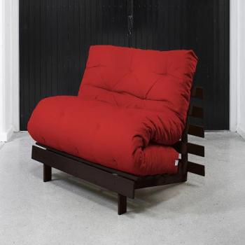 Roots 90 Wengué futon rouge