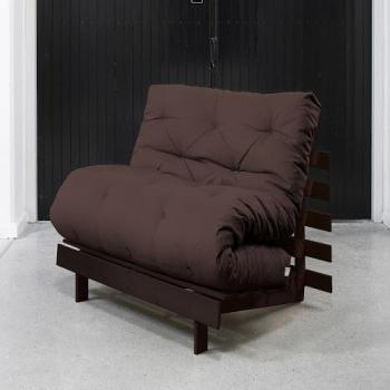 Roots 90 Wengué futon marron