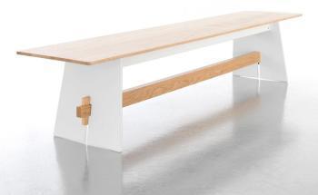 Tension Wood - Banc - blanc