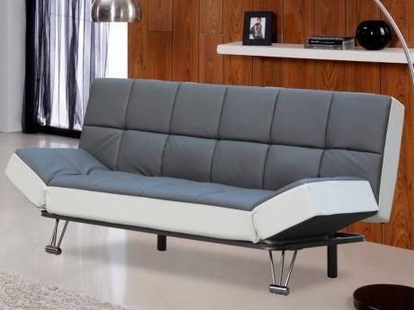 Canapé clic-clac en simili
