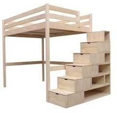 Ligne clit mezzanine ubaldi mezzapeigne mzpe - Escalier cube mezzanine ...