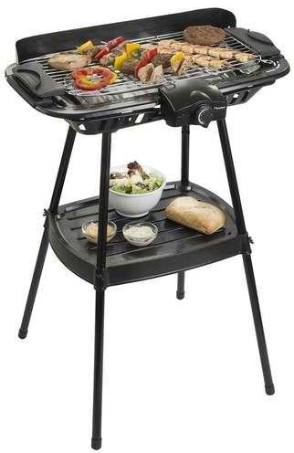 barbecue electrique sur pieds aja902s. Black Bedroom Furniture Sets. Home Design Ideas