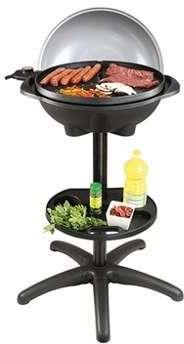 Barbecue électrique de table