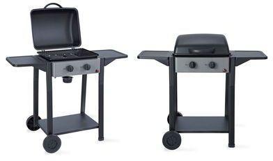 Barbecue à gaz 2 brûleurs