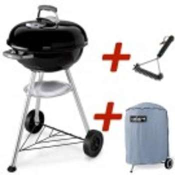 Barbecue Weber Compact Kettle