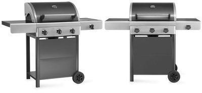 Barbecue gaz 3 brûleurs et