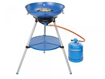 Barbecue gaz four plancha