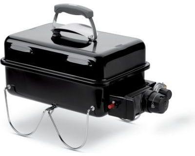 Barbecue gaz weber go anywhere black - Barbecue weber portatif ...
