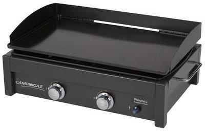 plancha gaz poser l en acier 2 brleurs 75 kw plancha seule. Black Bedroom Furniture Sets. Home Design Ideas