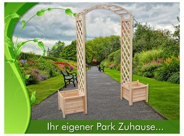 intermas arche rose rouille 12mx04mx24m. Black Bedroom Furniture Sets. Home Design Ideas