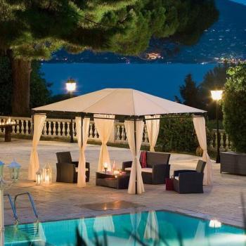 Tonnelle Santorini cru Jardin