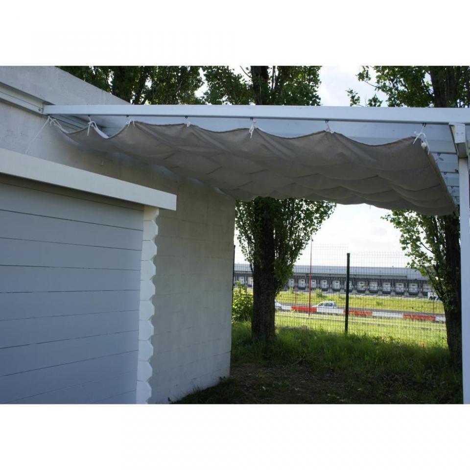 chalet jardin toit terrasse aurore 4x4 m. Black Bedroom Furniture Sets. Home Design Ideas