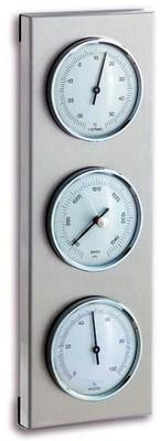 Baromètre Thermo Hygro extérieur
