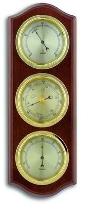 Baromètre Thermo Hygro sur