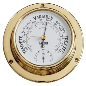 Baromètre Thermomètre Marine