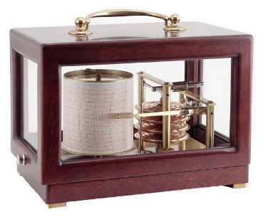 Barographe Baromètre enregistreur