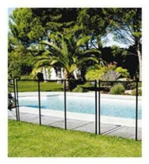 Barriere filet sectionnable