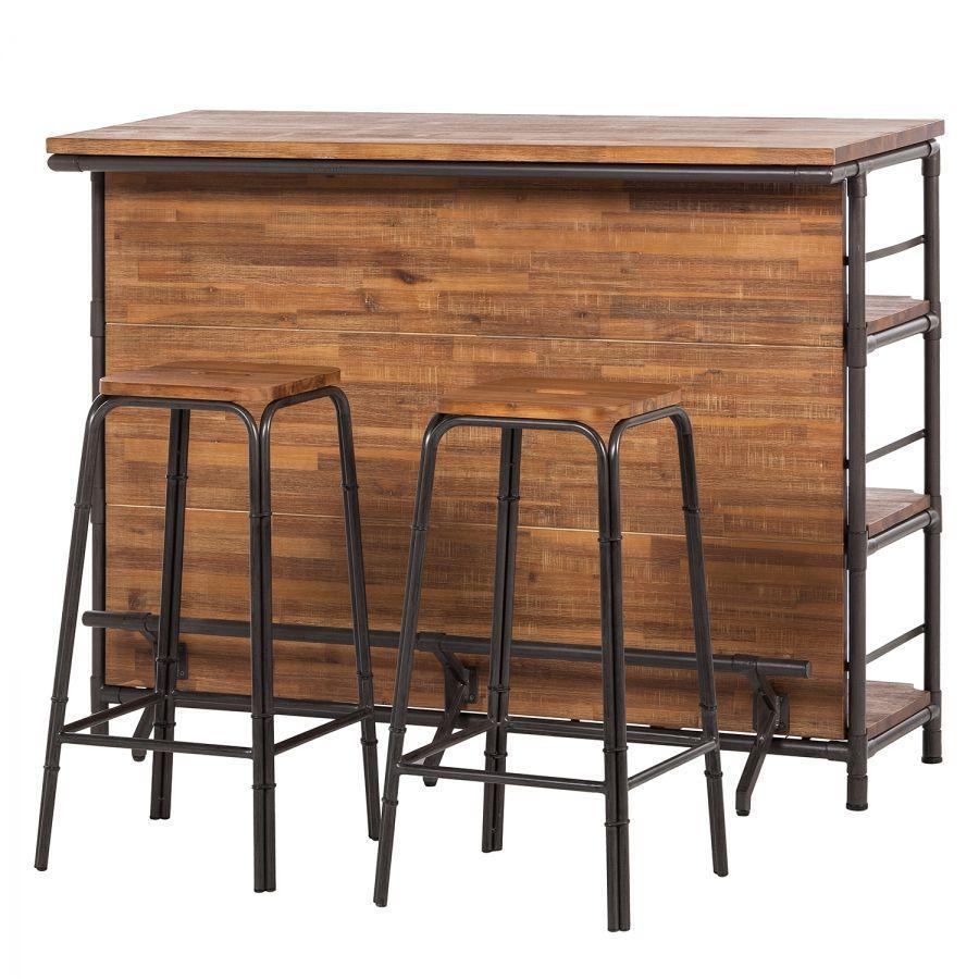 Bar Atelier - Acacia partiellement