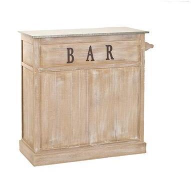 Bar en bois 109 x 46 x 106