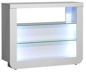 Meuble de bar design LED 2