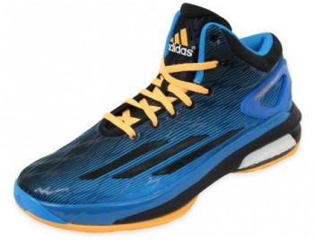 CRAZY LIGHT BOOST BLU - Chaussures