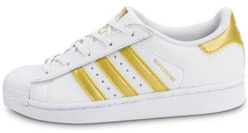Adidas Superstar Enfant Gold
