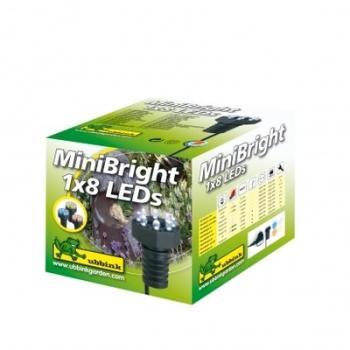 Eclairage LED MiniBright 1x8