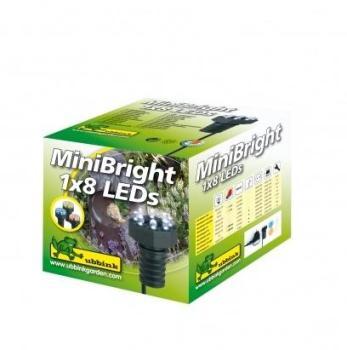 Eclairage LED MiniBright 3x8