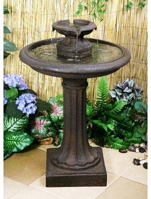 Fontaine Bain d Oiseaux Maleda