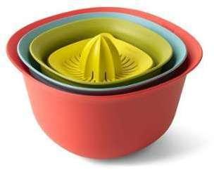 Set bols de cuisine et presse-agrumes