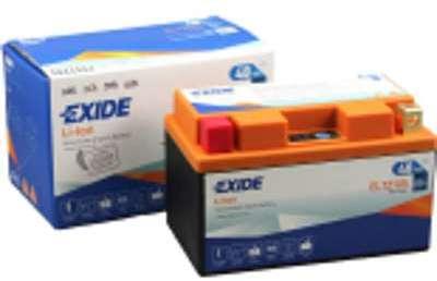 Batterie moto pour SYM 125