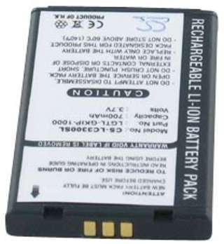 Batterie pour LG G1600