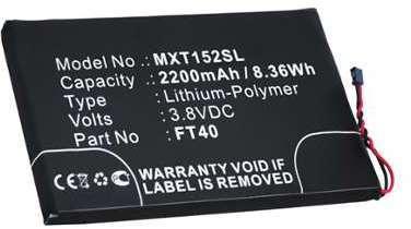Motorola FT40 Batterie