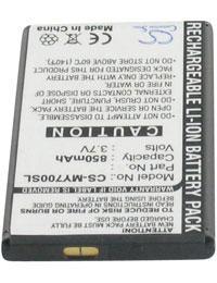 Batterie pour SAGEM MY-700-Xi