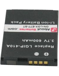 Batterie pour LG SHINE KE770