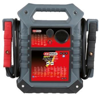 Booster de batterie 12V jusqu