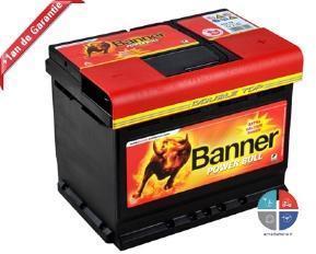 Batterie Auto 12v 62ah 540A