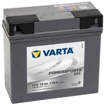 comparer batterie au gel