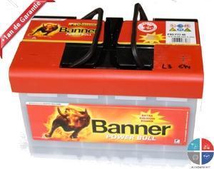Batterie Auto 12v 77ah 680A