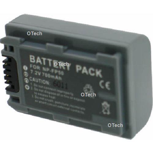 Batterie pour SONY DCR-HR17