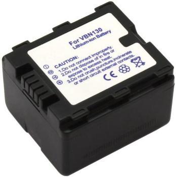 Batterie VW-VBN130 pour caméscope